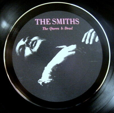 The Smiths Morrissey The Queen Is Dead  Vinyl Lp Retro Bowl Quality Ideal Gift • 12.99£