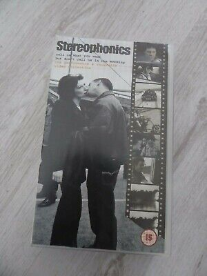Stereophonics - Call Us What You Want But Don't Call Us In The Morning - VHS  • 1.50£