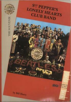 Beatles Sgt. Pepper's Lonely Hearts Club Band UK Book 1-870049-08X ATALANTA • 52.20£