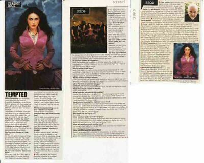 WITHIN TEMPTATION : CUTTINGS COLLECTION - Interviews  • 2.70£