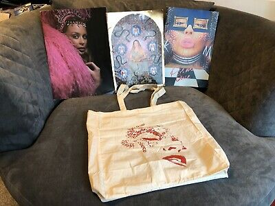 Kylie Minogue - 3 Tour Programmes And Bag • 45£