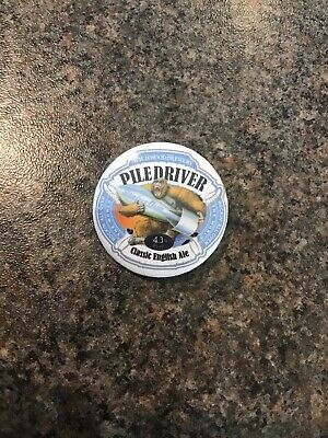 Status Quo Piledriver Classic English Ale 32mm Button Badge. Wychwood. • 1.40£