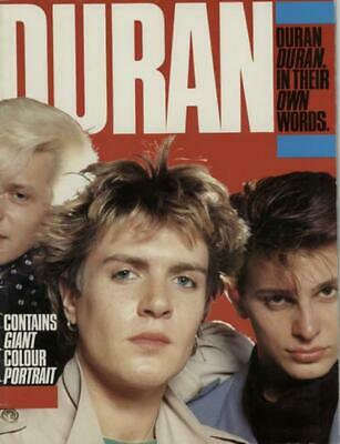 DURAN DURAN Magazine In Their Own Words, Full Colour, Excellent Condition • 5£