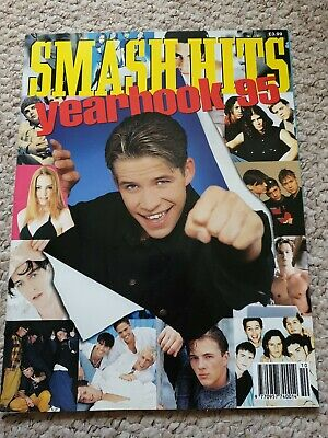 Smash Hits Yearbook 1995 Excellent Condition  • 7.99£