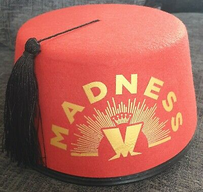 Maddness Official 2016 Tour Fez • 4£