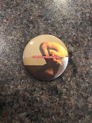 Therapy Troublegum 32mm Button Badge. Therapy? • 1.40£