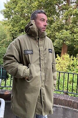 Oasis Liam Gallagher Original Tour Parka 97/98 Very RARE  • 700£