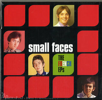 Small Faces The French EPs - RSD15 - Sealed UK 7  Box Set 472089-1 DECCA • 88.25£