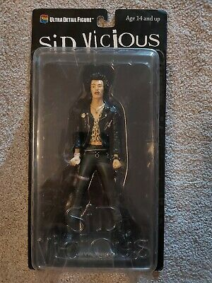 Unopened Sealed Medicom Sid Vicious Ultra Detail Figure - Very Rare • 89.99£