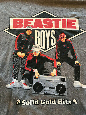 Licensed Beastie Boys  Solid Gold Hits  T-shirt  • 19.27£