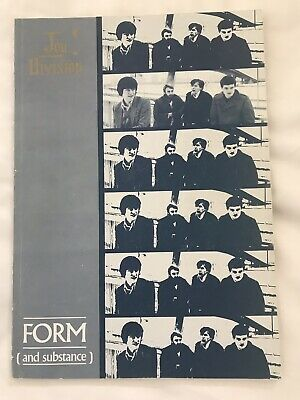 Joy Division Form And Substance By Clinton Heylin And Craig Wood • 69.99£