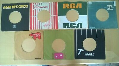 7 X 7'' Original Record Sleeves.  Company.  Vintage.  Good To EX.  See Details:- • 3.85£