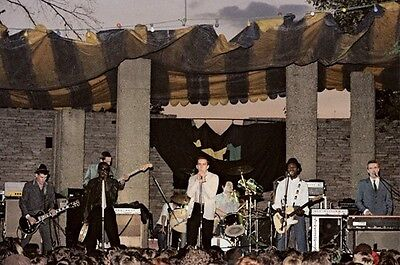 12 *8  Concert Photo Of The Specials Playing At Birmingham In 1979 • 3.99£