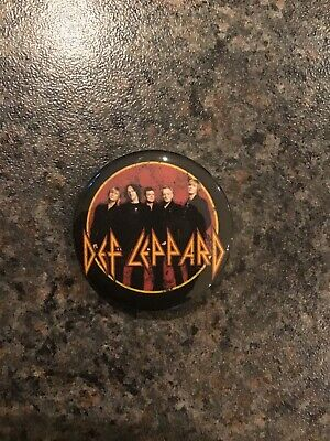 Def Leppard 32mm Button Badge • 1.40£