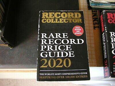 Raer Record Collectors Price Guide By Ian Shirley  2020     Con   Vg • 14.50£