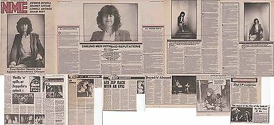 LED ZEPPELIN : CUTTINGS COLLECTION - 1970s  Interview • 5£