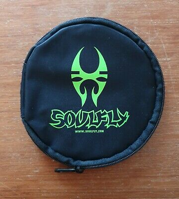 Soulfly / Metal Hammer - 6 Slot CD/DVD Wallet • 6£