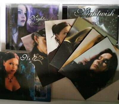 Nightwish - Box Set 3 - All SIGNED By Toumas Holopainen, W/signed Art Card! RARE • 40£