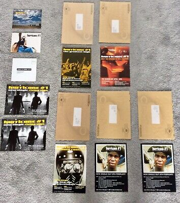 Hurricane #1 Postcards/flyers Sent To Me From A Mailing List • 0.49£