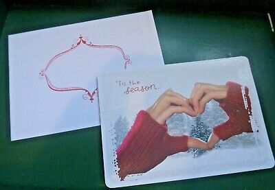 Rare Taylor Swift  American Greetings Christmas Card Collectable Numbered 78x • 30£
