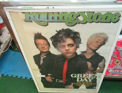 Green Day Poster New  2005 Rare Vintage Collectible Oop Live   • 9.62£