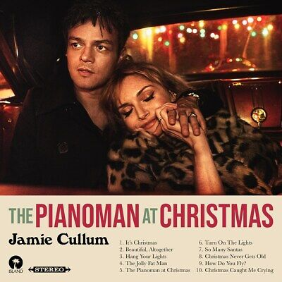 The Pianoman At Christmas - Jamie Cullum (12  Album) [Vinyl] RELEASED 04/12/2020 • 18.99£