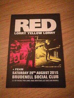 Red Lorry Yellow Lorry Small Flyer  • 0.99£