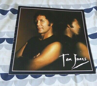 Tom Jones UK Tour Programme  • 5£