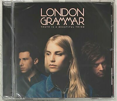 London Grammar Truth Is A Thing  (CD) New Sealed • 5.09£