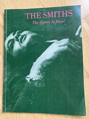 The Smiths The Queen Is Dead Songbook Original 1986 • 29.99£