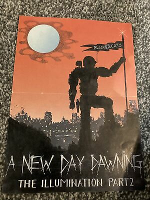 New Day Dawning Rave Flyer • 5.08£