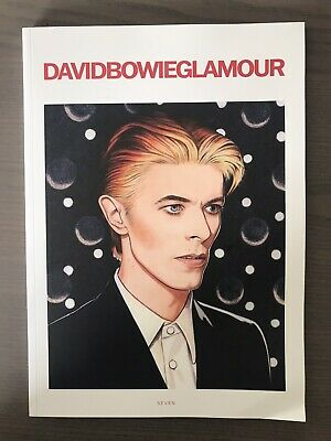 David Bowie Glamour Fanzine: Issue 7 : RARE: Sold Out • 38£