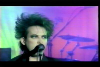 The Cure - Friday I'm In Love (Performance) - Promo VHS Cassette Video Tape NTSC • 59.90£