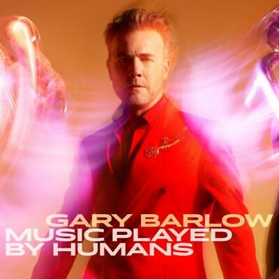 Gary Barlow - Music Played By Humans - CD Album (Released 27th Nov 2020) New • 8.99£