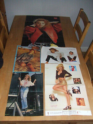 Various Kylie Minogue Posters, Smash Hits , Enjoy Yourself • 24£