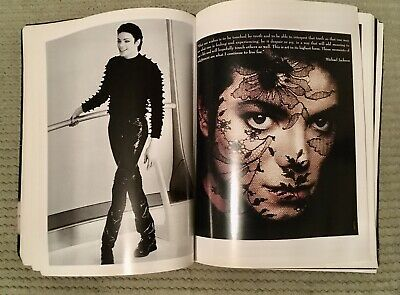 Michael Jackson 30th Anniversary Program, NYC 2001 • 50£