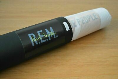 R.E.M. PAUL SMITH Automatic For The People Ltd Edition Screen Print REM Black • 39.99£