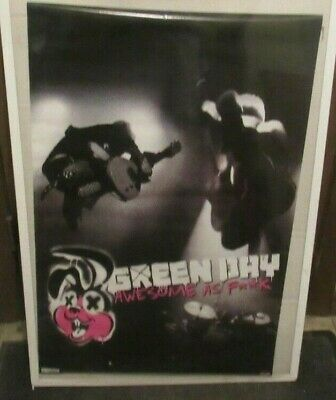 Green Day Poster New  2011 Rare Vintage Collectible Oop Live  Bullet Fxxk • 8.58£