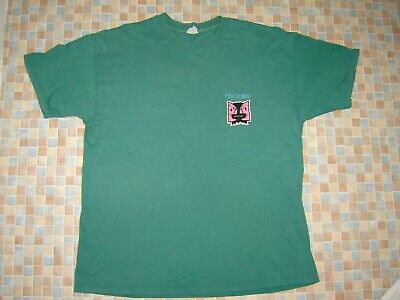 Pink Floyd -1994 Division Bell - Official Tour Concert Embroidered Logo T.Shirt • 34£