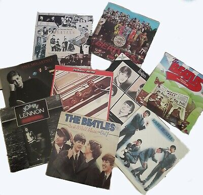 The Beatles Records • 10£