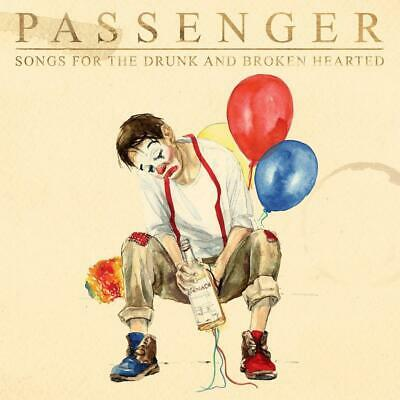 Passenger - Songs For The Drunk And Broken Hearted - CD(Released Jan 8th '21)New • 8.99£