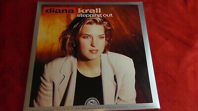 Diana Krall  Stepping Out  Double Album/ Gatefold Sleeve New Mint Unplayed • 14£