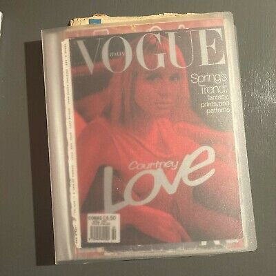 Courtney Love / Hole Magazine Covers & Cuttings - 40+ Articles + Autograph • 50£