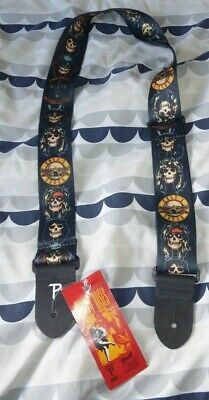 Guns N' Roses Perri's Guitar Strap Appetite For Destruction NEW/TAGGED • 17.99£