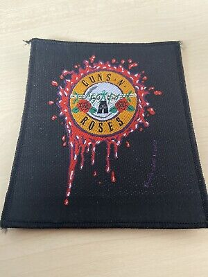 Guns And Roses Patch • 2.99£