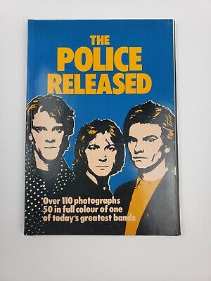The Police Released Photograph Book • 35.76£