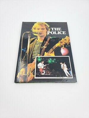 The Police Hardcover Book • 35.76£