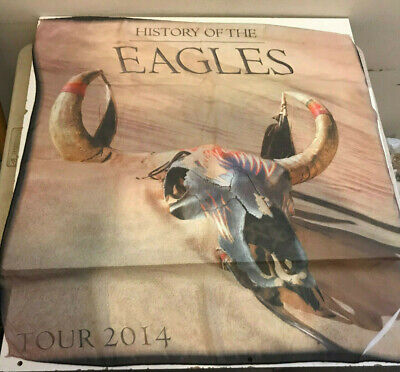 History Of The Eagles Tour 2014 Scarf • 14.17£