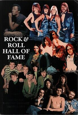 Genesis / Abba / The Hollies / Stooges 2010 Rock Hall Of fame Program / Ex 2 Nmt • 71.52£