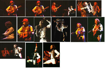 15 6 *4 Colour Concert Photos Of Jethro Tull Playing At London In 1978 • 4.49£